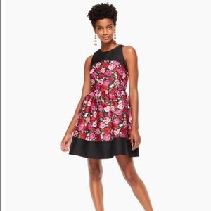 Kate Spade Collection Salon Rose Odell Dress